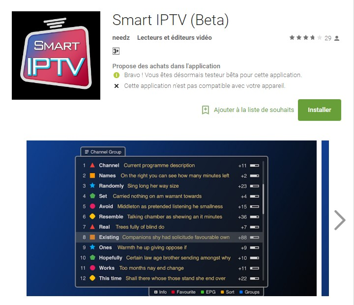 android iptv cccamdreambox smart iptv sur android tv. Black Bedroom Furniture Sets. Home Design Ideas